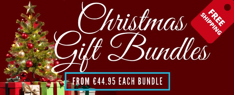 Christmas gift bundles for staff and clients