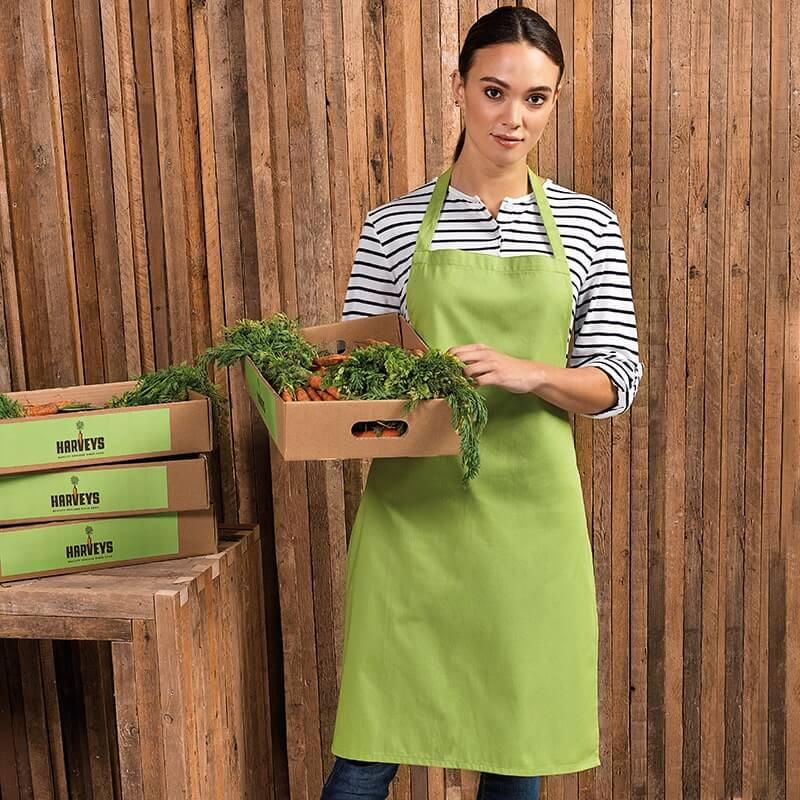 Hotel, bar and restaurant aprons