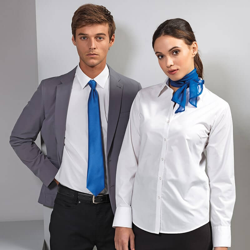 Ties and scarves uniform