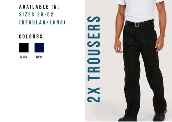 2X Trousers