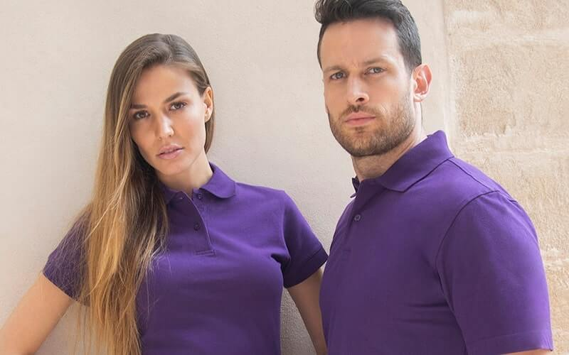 Polo Shirts - health and beauty sector