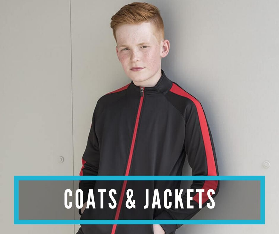 Coats and jackets for kids