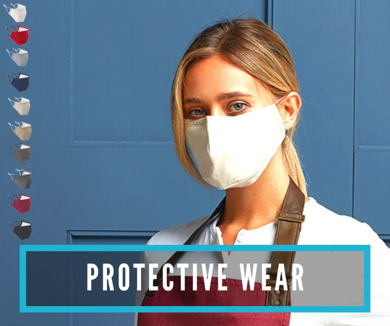 Masks- protective wear