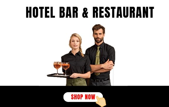 Hotel bar and restaurant