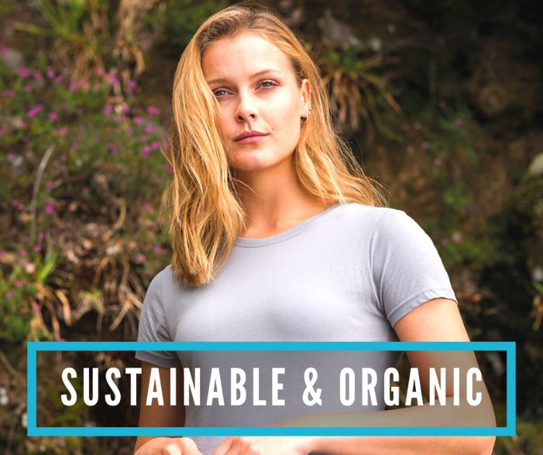 Sustainable and organic clothing