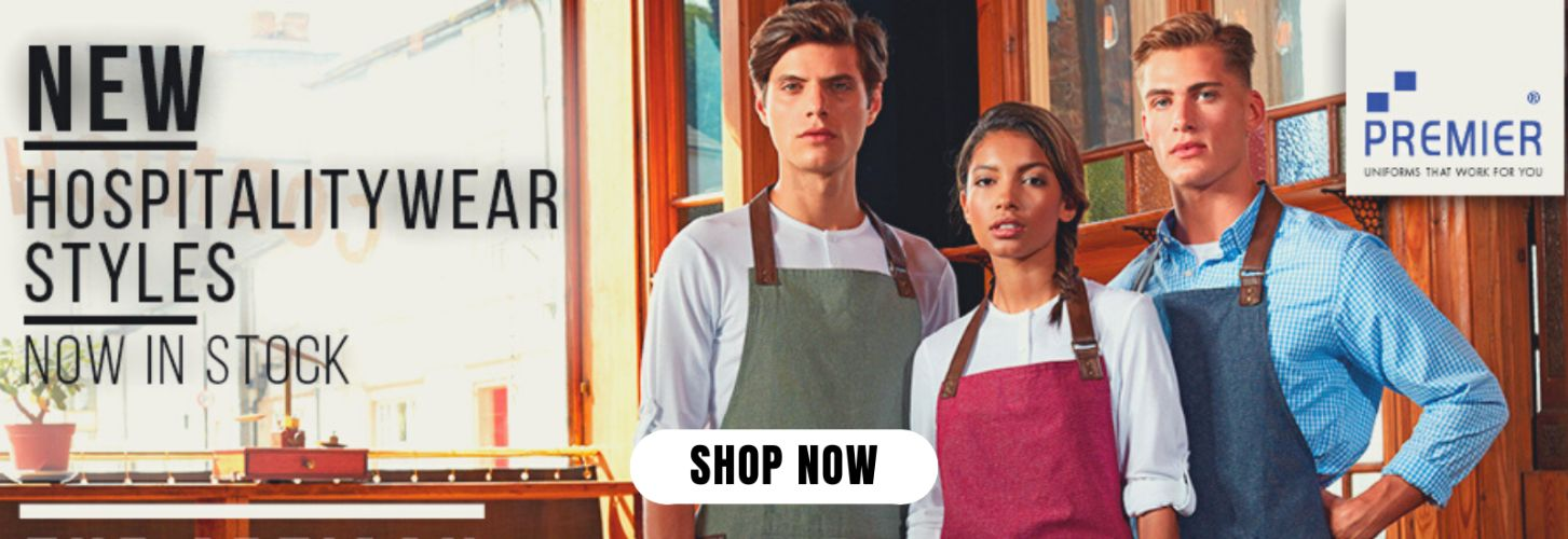 Just in: New artisan aprons!