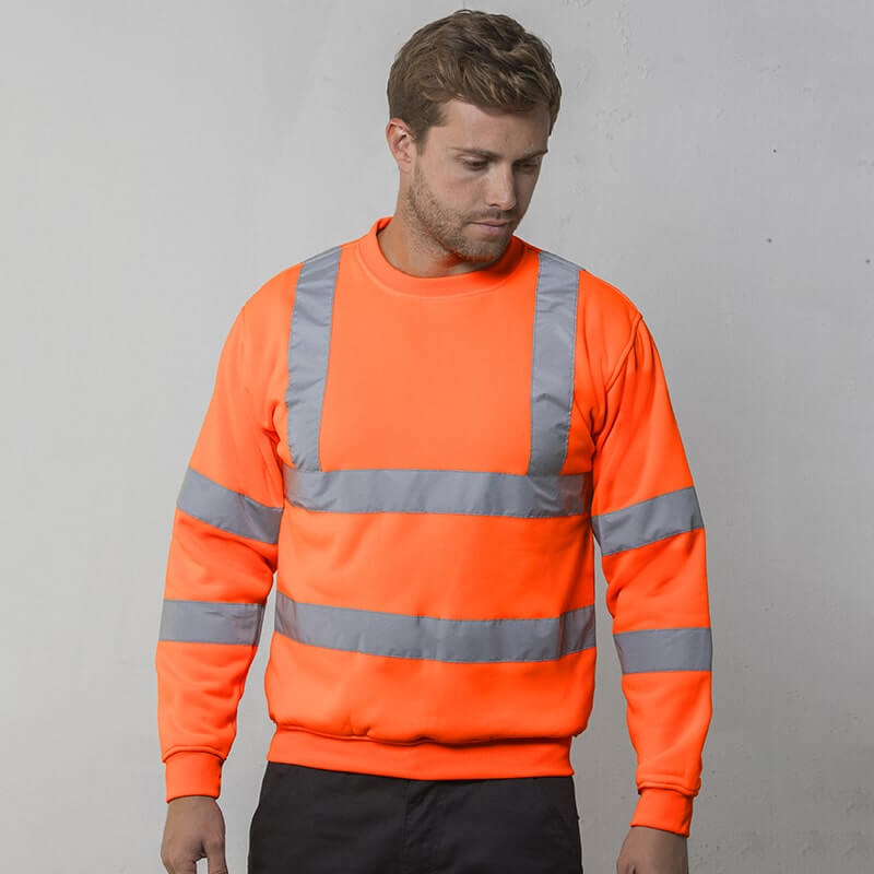 workwear hi-visibility cafety garments